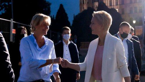 Rot-Rot in Schwerin: Schwesigs neue Allianz der Frauen