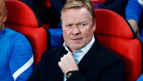 Primera Division: FC Barcelona entlässt Trainer Koeman