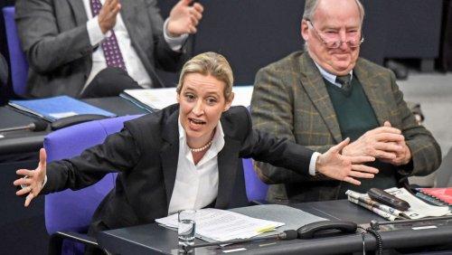 Sitzordnung im Deutschen Bundestag: Rülpsende Nachbarn