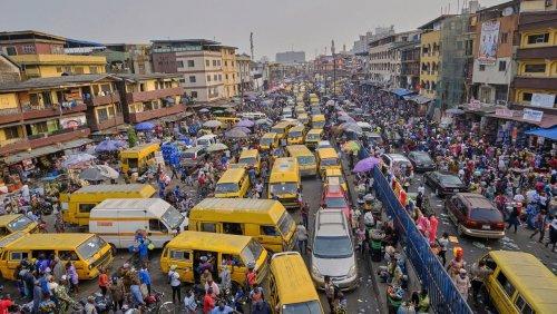Lagos in Nigeria: Eine Woche in der chaotischsten Stadt der Welt