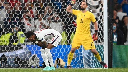 England verliert EM-Finale gegen Italien: Ertrunken in Klischees