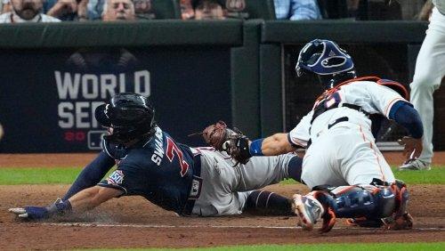 MLB World Series: Atlanta Braves gewinnen erstes Spiel – Starspieler erleidet Wadenbeinbruch
