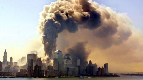 Zwanzig Jahre nach 9/11: ...dann Schreie, Sirenen, Hupen