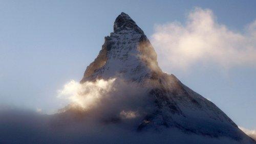 Matterhorn: Zwei Bergsteiger stürzen aus 4000 Metern Höhe in den Tod