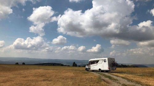 Camping mit Reisemobilen – Teil 3: Das Monster und ich