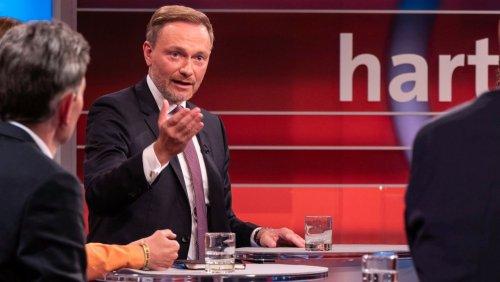 Lindner zu spät bei Talkshow: Wie Plasberg über den FDP-Chef witzelte