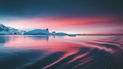 National Geographic Society ändert Weltkarten: Die Erde hat einen fünften Ozean