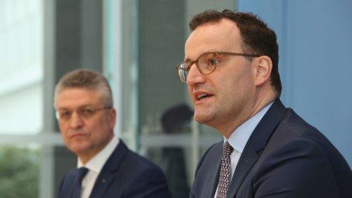Spahn widerspricht RKI-Chef Wieler: »Mit steigender Impfrate verliert die Inzidenz an Aussagekraft«