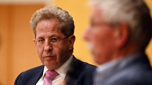 Wahlkreis in Thüringen: Hans-Georg Maaßen liegt gegen SPD-Kandidat Ullrich nahezu uneinholbar zurück