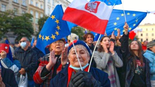 EU-Streit mit Polen: »Ich erhoffe mir deutlichere Worte von der neuen Bundesregierung«