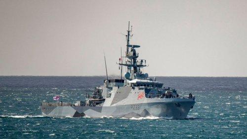 Eskalierender Streit mit Frankreich: Briten schicken zwei Marineschiffe zur Kanalinsel Jersey