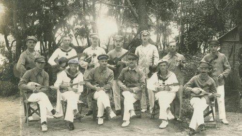 Deutsche Kriegsgefangene in Japan: Zwischen Orchester und »Stacheldrahtkrankheit«