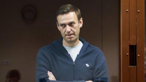 Inhaftierter Kremlkritiker: Nawalny soll in ein Krankenhaus verlegt werden