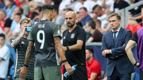 Nachfolger von Kuntz: Di Salvo wird neuer U21-Trainer
