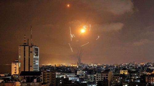 Eskalation um Jerusalem: Nacht der Gewalt in Israel und Gaza