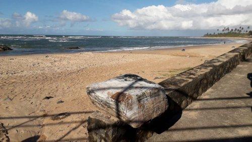 Historisches Strandgut: »Mysteriöse Kisten« von Nazi-Schiff an Brasiliens Küste entdeckt