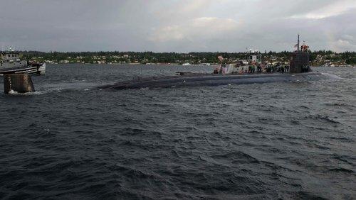 Südchinesisches Meer: Atom-U-Boot der USA kollidiert mit unbekanntem Objekt – zahlreiche Verletzte
