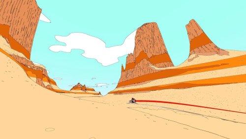 Indiespiel »Sable«: Coming of Age auf dem Wüstenplaneten
