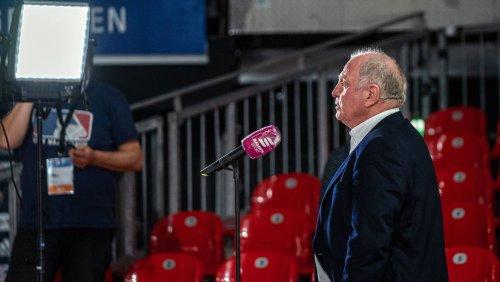Nach nur drei Länderspielen: Hoeneß hört als RTL-Experte auf