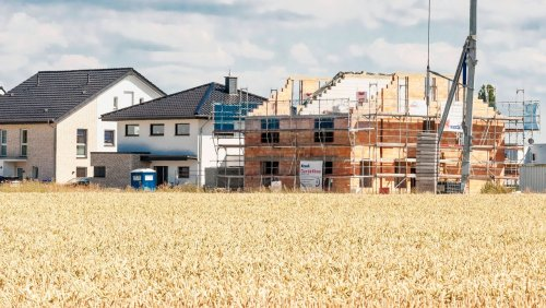 Programm läuft aus: Fiskus gab fast sieben Milliarden Euro für Baukindergeld aus