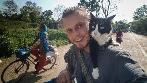 Weltreise mit Katze: »Wo Mogli ist, bin ich zu Hause«