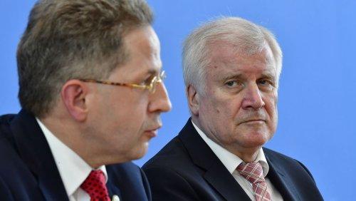 Verfassungsschutzchef: Seehofer schickt Maaßen in einstweiligen Ruhestand