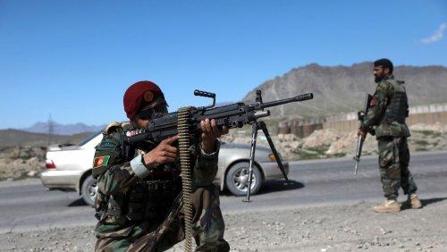 Afghanistan: Taliban nehmen Bezirk nahe Kabul vollständig ein