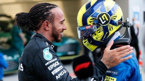 Formel-1-Talent Norris in Sotschi: Er schrie »Shut up!« und vergab den Sieg