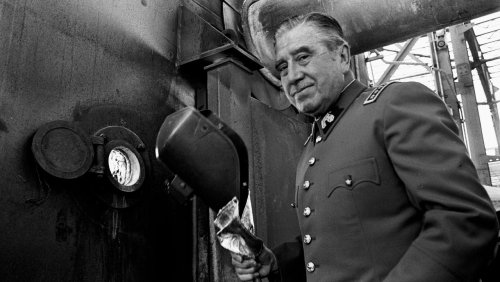 Leiter eines Folterlagers: Handlanger des chilenischen Ex-Diktators Pinochet in Argentinien gefasst