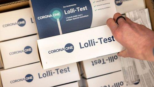 Corona-Maßnahme: NRW führt Lollitests an allen Grund- und Förderschulen ein