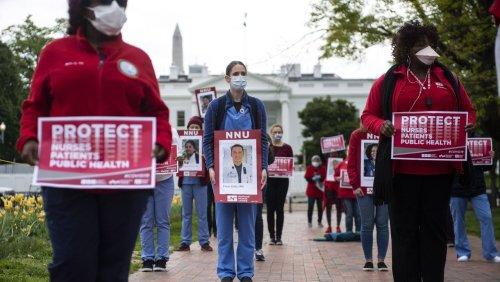 Schätzung der WHO: Weltweit 115.000 Pflegekräfte an Covid-19 gestorben