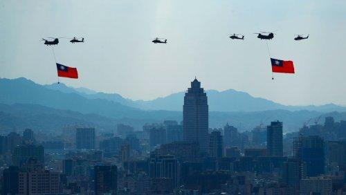 Konflikt mit Peking: Taiwans Präsidentin beklagt täglich wachsende Bedrohung durch China