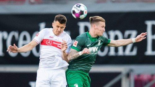 Bundesliga: Augsburg steigert sich unter Weinzierl – und verliert wieder