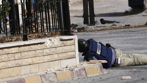 Pressefreiheit: Jeden fünften Tag wird ein Journalist bei der Arbeit getötet