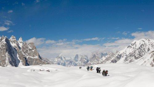 K2 in Pakistan: Sohn findet Leiche seines Vaters auf zweithöchstem Berg der Erde