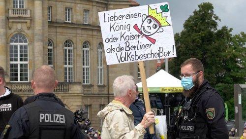 Grünen-Kanzlerkandidatin Baerbock in Chemnitz: Könnte schwierig werden