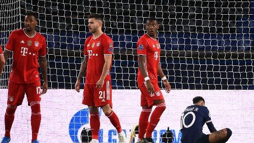 Aus des FC Bayern in der Champions League: Das Ende einer Reise