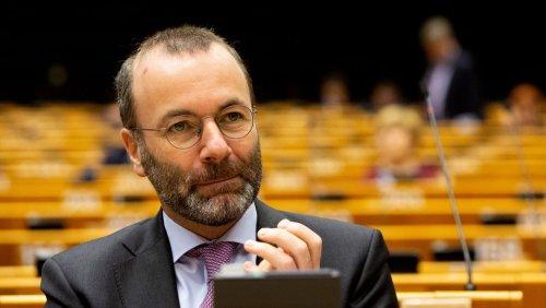 EVP-Fraktionschef: Weber nennt EU-Beitritt der Türkei eine »Illusion«