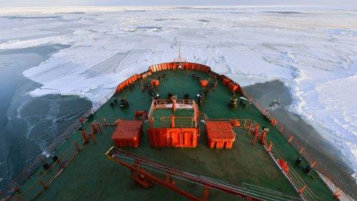 Politische Folgen des Klimawandels: Machtkampf mit dem Eisbrecher