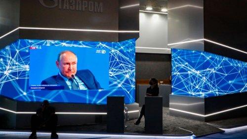 Energieexperte über Russland und die Gaspreise: »Hier wird faktisch ein Krieg erklärt«