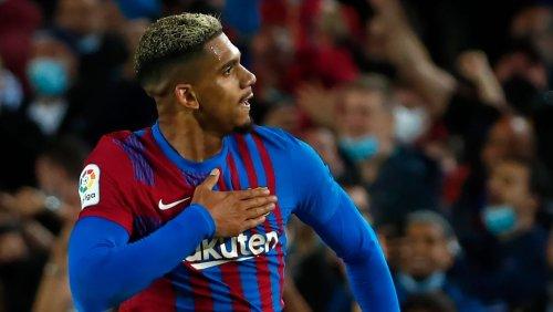 Primera Division: Barcelona entgeht durch Ronald Araujo einer Blamage