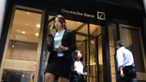 Skandal um manipulierte Zinssätze: Whistleblower der Deutschen Bank soll fast 200 Millionen Dollar erhalten – als Belohnung