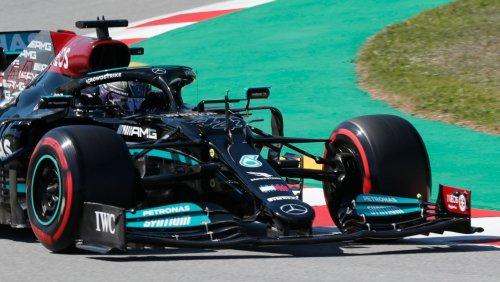 Formel 1 in Barcelona: Hamilton fährt zum 100. Mal auf die Poleposition