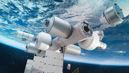 »Orbital Reef«: Bezos' Weltraumfirma plant private Raumstation – etwas kleiner als die ISS