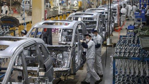 Corona-Effekt: Chinas Wirtschaft startet mit Rekordwachstum ins Jahr