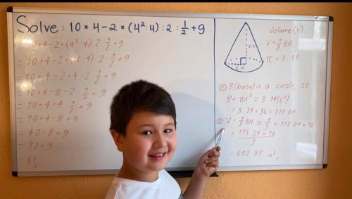 Friedrich, acht Jahre alt: »Seine Intelligenz kennt keine Grenzen«