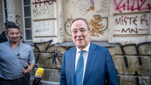 Laschet und die Deutsch-Türken: Kandidat mit Integrationshintergrund