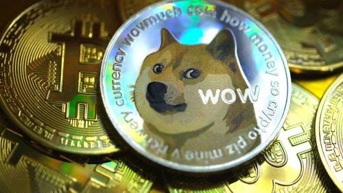 Kryptowährung Dogecoin: Dieser Witz ist jetzt 60 Milliarden Euro wert