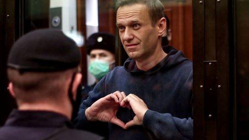 Enthüllungsvideo über Putin: Russland wirft Berlin Komplizenschaft mit Nawalny vor
