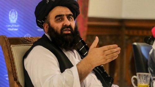 Internationale Diplomatie: Am Tisch mit den Taliban